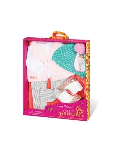Our Generation Our Generation Kış Kıyafeti Oyuncak Bebek Kıyafeti Renkli